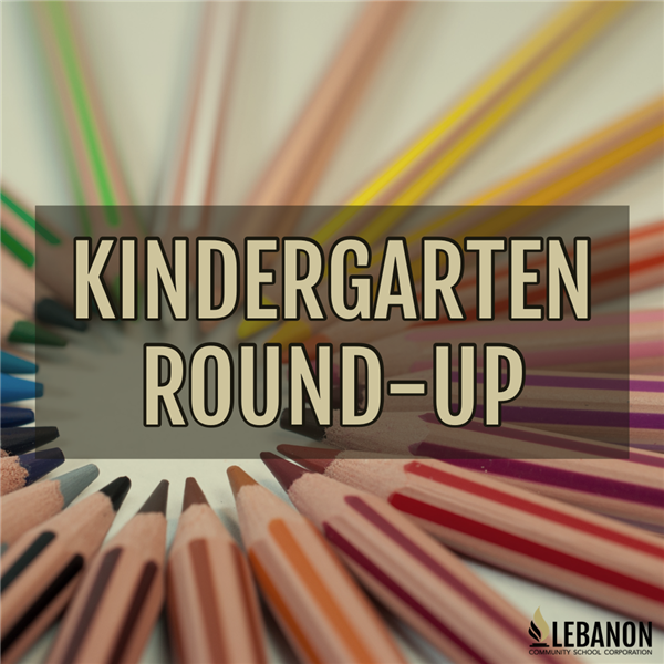 Sign up for Kindergarten!