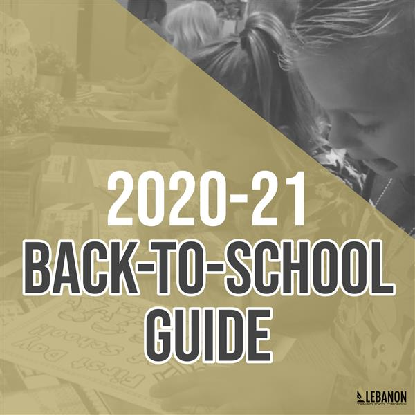 2020-21 Back to School Guide