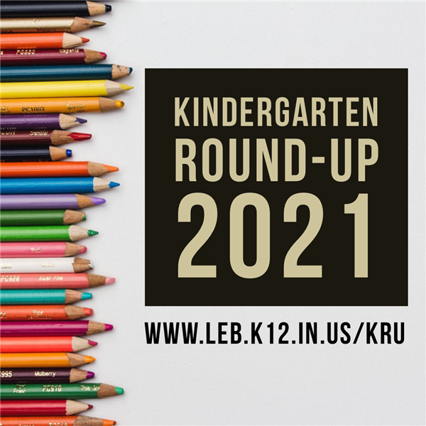 Kindergarten Round-Up Appointments Available Now