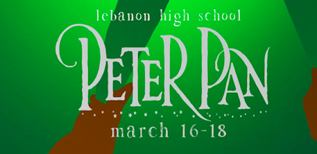 Lebanon High School Presents: Peter Pan
