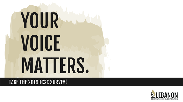 Take the 2019 LCSC Survey Now!