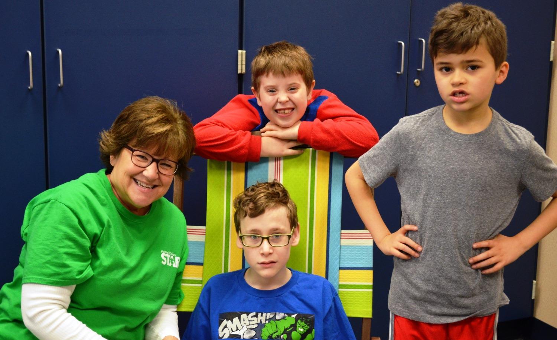 Hattie B. Stokes Elementary / Homepage